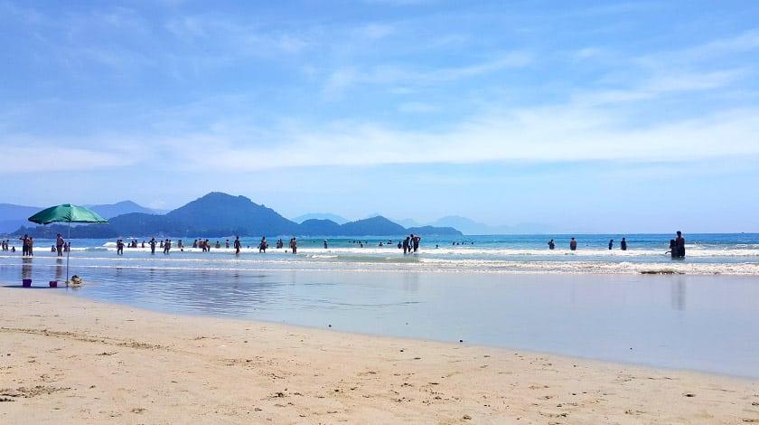 Praia das Toninhas - Ubatuba