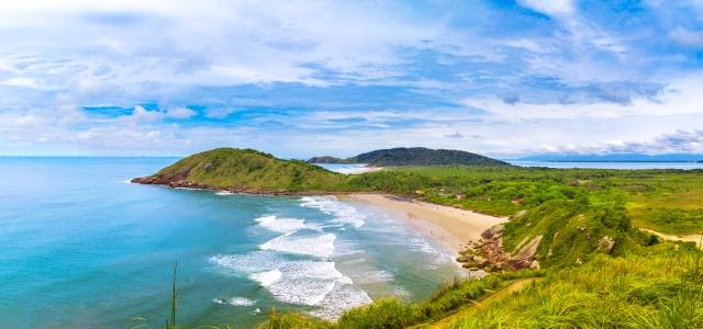 Praia das Encantadas - Ilha do Mel