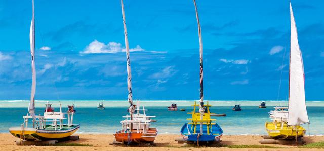 Praia de Maceió, Alagoas