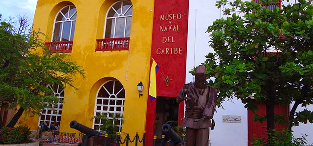 Museu Naval do Caribe - Cartagena