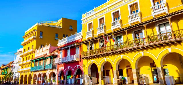 Centro Histórico - Cartagena