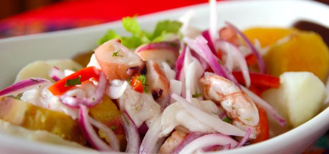 Restaurantes em San Andrés - Perú Wok
