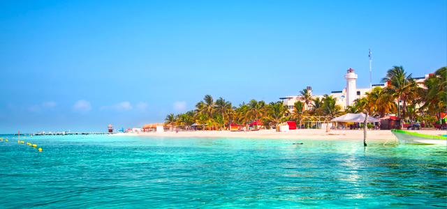 Isla Mujeres- Playa Norte