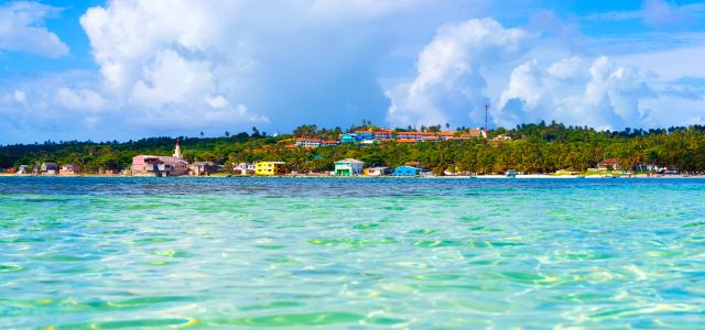 Praia de Peatonal - San Andrés