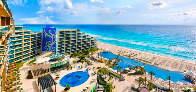 Hard Rock Resorts All-Inclusive em Cancun