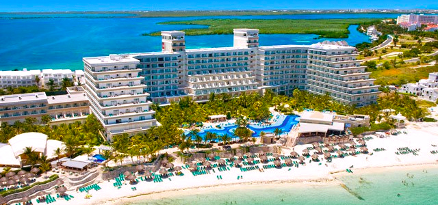 Riu Caribe Resorts All-Inclusive em Cancun