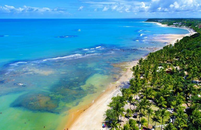 As 27 Praias Mais Bonitas do Brasil!