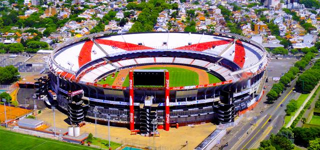 Estádio Monumental de Núñez  - Argentina