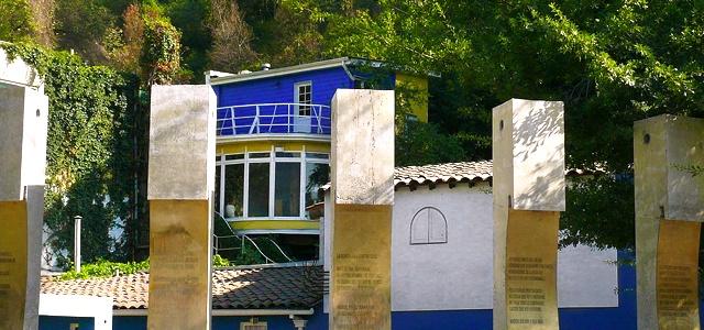 La Chascona Casa Museo