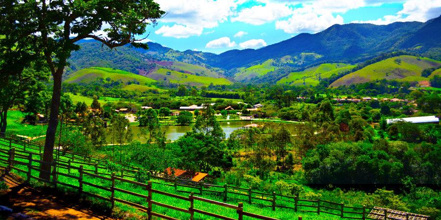 Fazenda Vale da Mantiqueira Refúgio Serrano em Minas Gerais