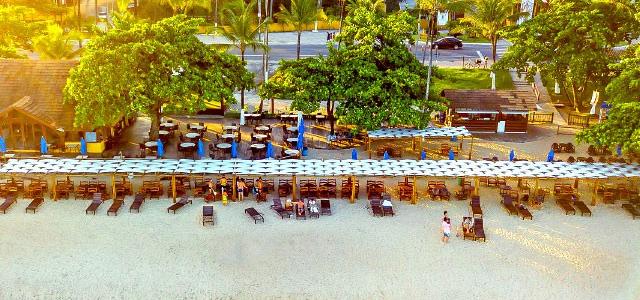 Porto Seguro Praia Resort: lazer garantido no Clube de Praia João da Sunga