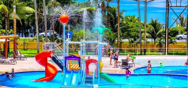 Play na Diversão! Inúmeras atividades no Porto Seguro Praia Resort