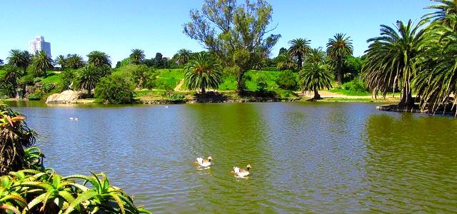 Parque Rodó - Uruguai