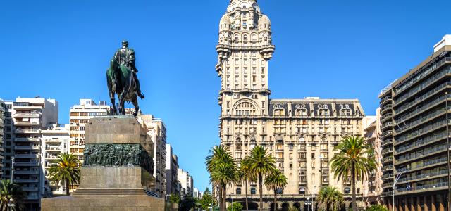 Palácio Salvo - Uruguai