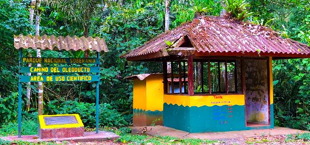 Parque Nacional Soberania - Panamá