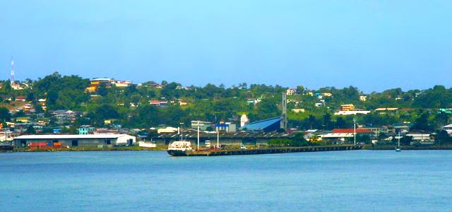 Puerto Limón - Costa Rica