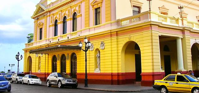 Teatro Nacional do Panamá