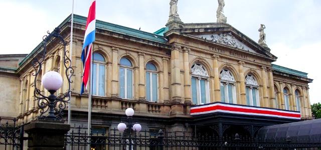 Teatro Nacional - San Jose