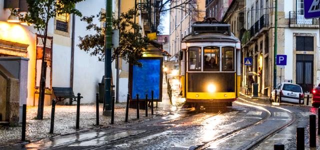 Bondinho Elétrico - Portugal