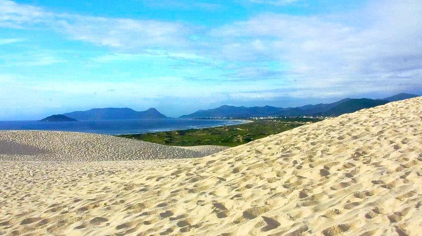 Dunas da Joaquina, em Santa Catarina