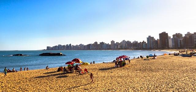 Praia da Costa - Espirito Santo
