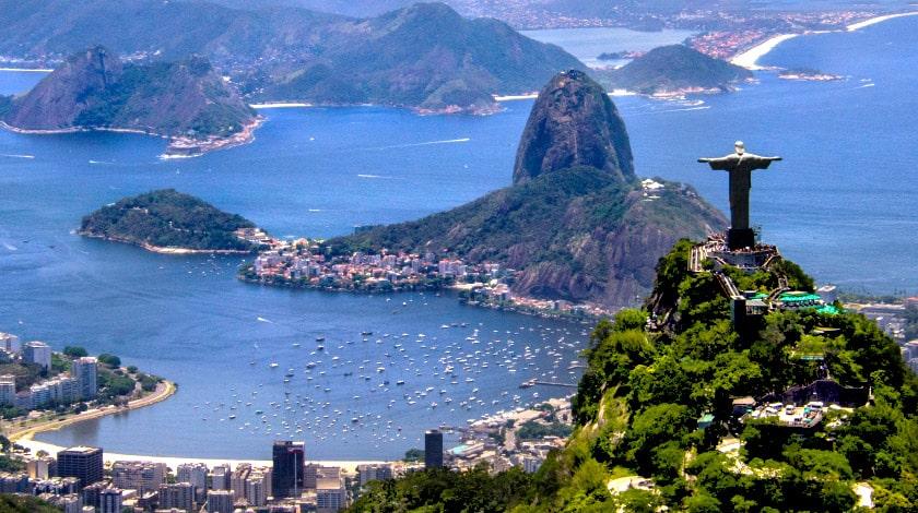 Cristo Redentor – Rio de Janeiro: