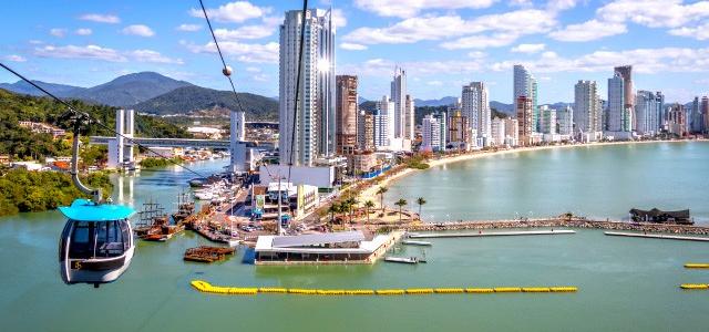 Infinity Blue Resort - Balneário Camboriú