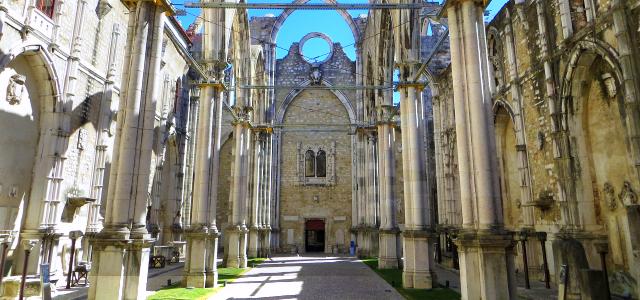 Convento do Carmo - Portugal