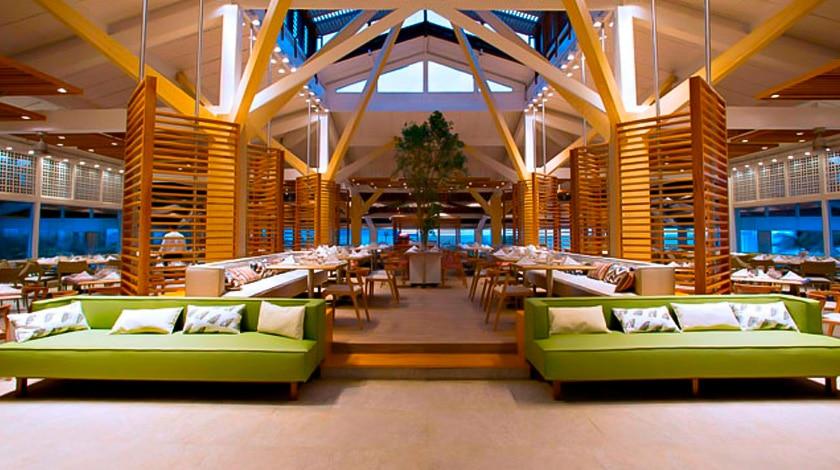 Restaurante do Club Med Rio das Pedras