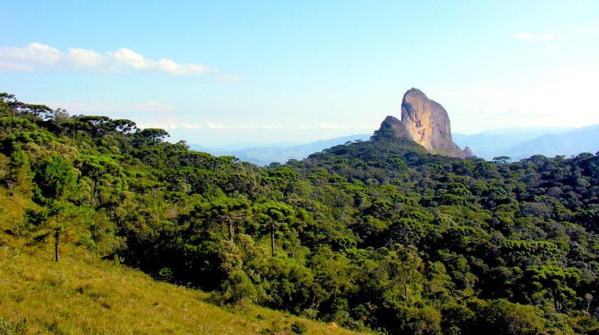 São Bento do Sapucaí - Serra da Mantiqueira