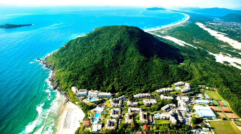 Costão do Santinho, resort All-Inclusive no Zarpo