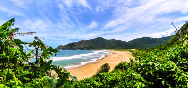 Praia Lagoinha do Leste - Florianópolis