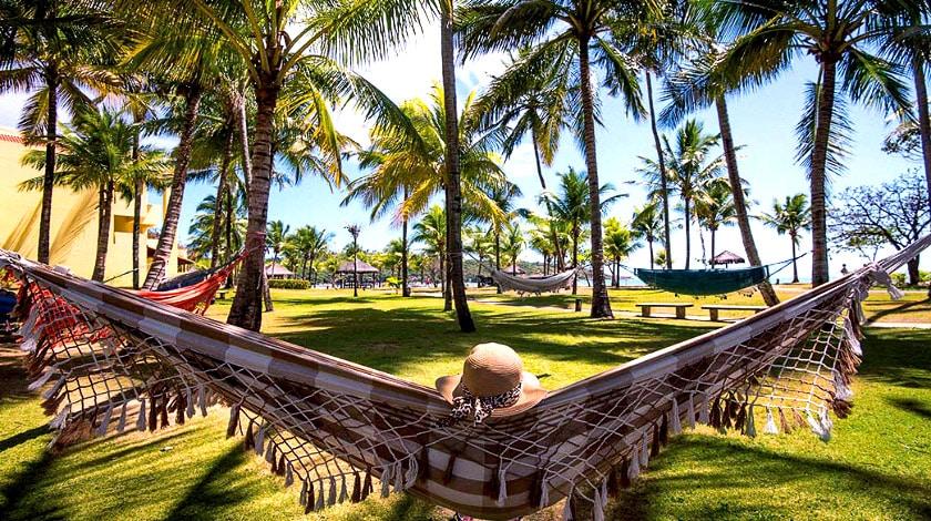 Redário do Vila Galé Eco Resort do Cabo, resort All-Inclusive no Nordeste