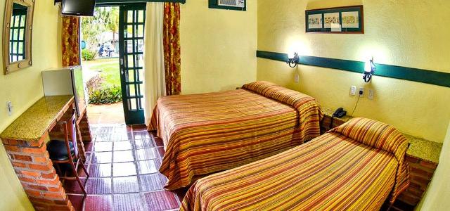 Berro D'Água Eco Resort - Acomodação