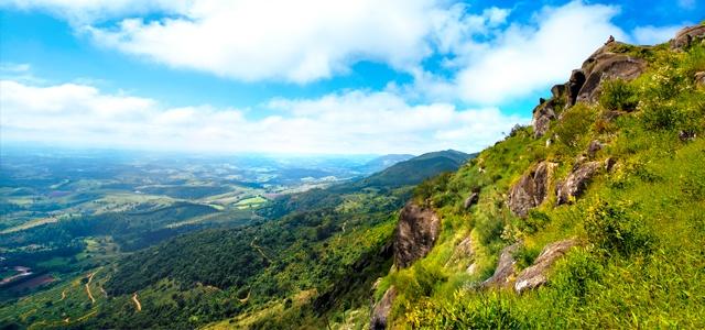 Serra de São Domingos - Poços de Caldas