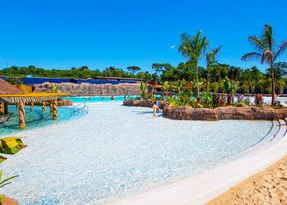 Mabu Thermas Resort inaugura parque aquático em dezembro