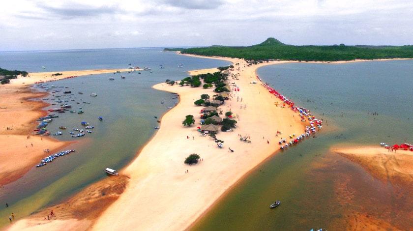Alter do Chão, no Pará
