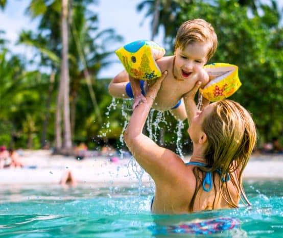 10 praias brasileiras para ir com crianças