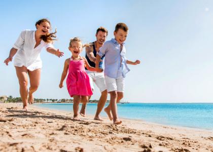 Caribe com crianças: destinos ideais para curtir em família