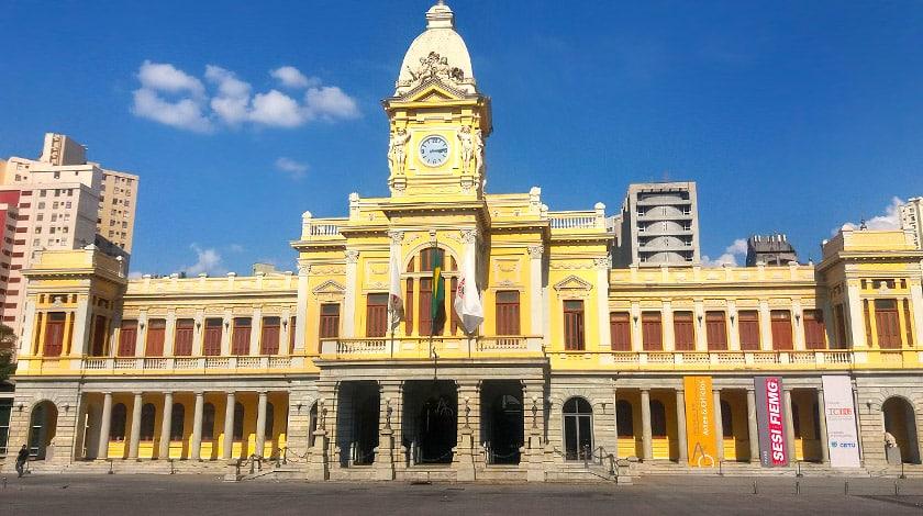 Museu das Artes e Ofícios - Belo Horizonte - museu do Brasil