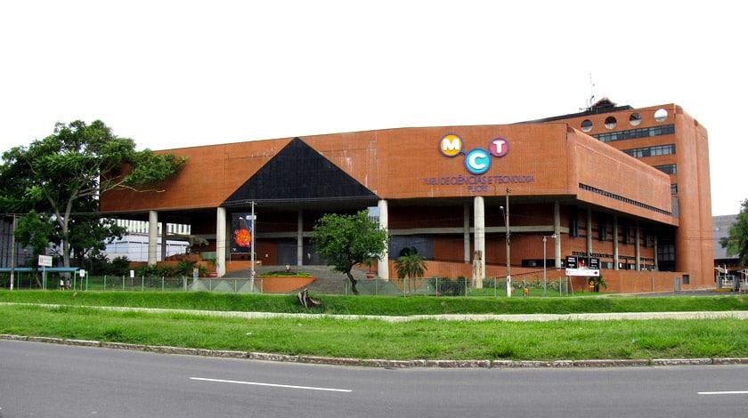 Museu de Ciência e Tecnologia PUCRS - Porto Alegre