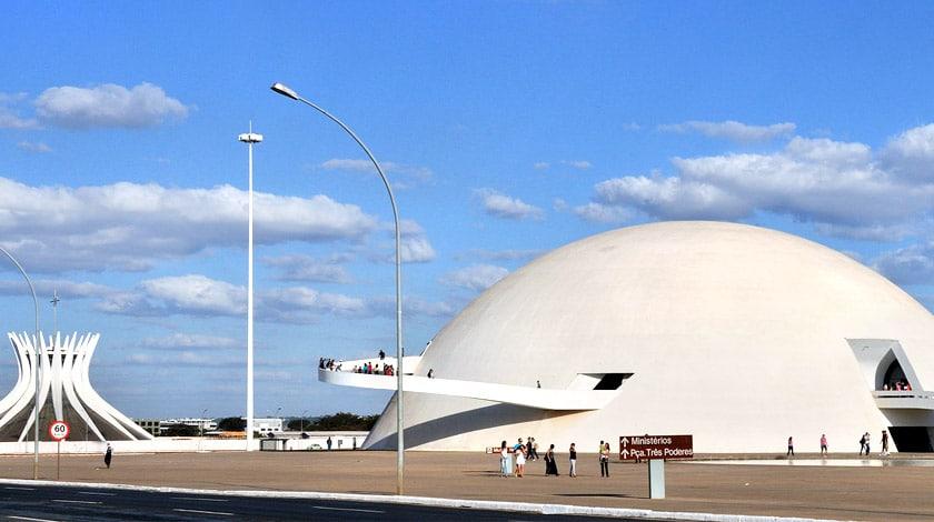 Museu Nacional Honestino Guimarães - Brasilia