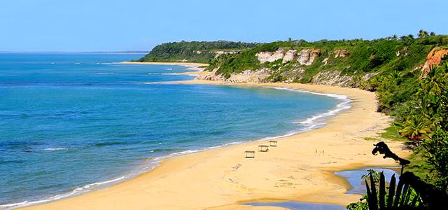Praia do Espelho - Caraíva