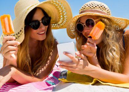 Cinco destinos da moda para curtir o verão