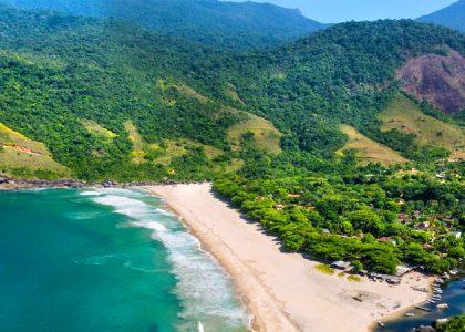 Cinco praias do Litoral Norte de São Paulo para conhecer no verão