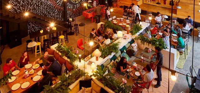 Mama Shelter Rio - Restaurante