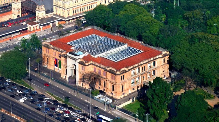 Pinacoteca de São Paulo - museu do Brasil