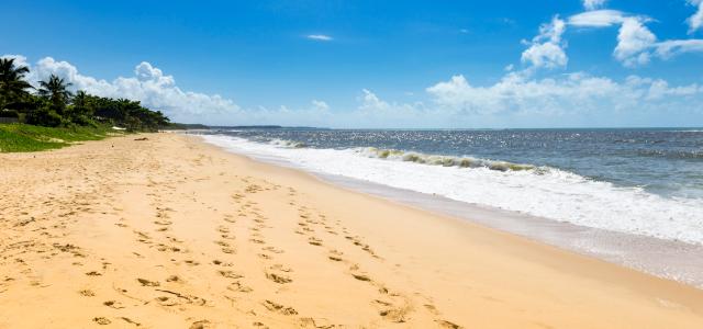 Praia de Caraíva - Bahia