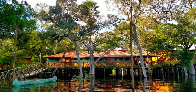 Pantanal Jungle Lodge