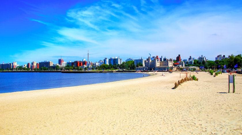 Montevidéu ao ar livre